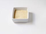 Breadcrumb in a white recipe - 179146856