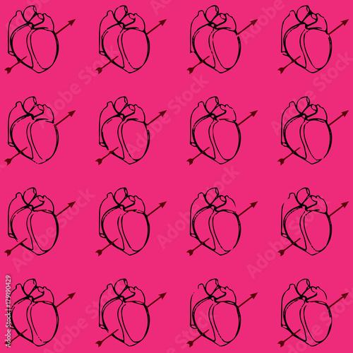 seamless pattern - 179190429
