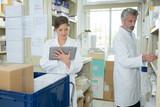medical supplies staff - 179198856