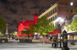 Place Jacques Cartier at night