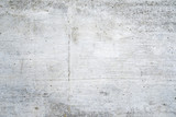 Fototapety Texture of old white concrete wall for background