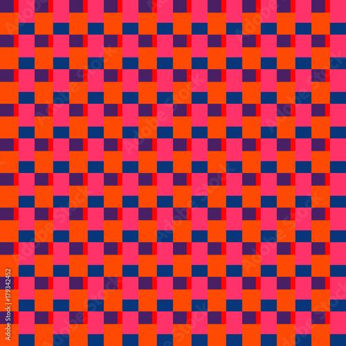 Fotobehang Pop Art Pop art vector pattern. Pop art background.