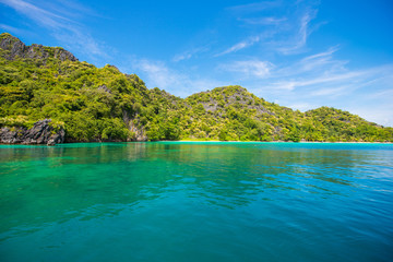 Zadetkyi island is the most coral abundant shallow in Myanmar