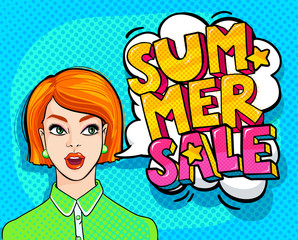 Summer Sale Message