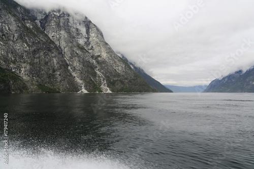 Naeroyfjord and Aurlandsfjord - 179417240