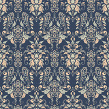 vintage floral wallpaper - 179426257