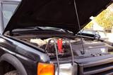Fahrzeugpanne Autobatterie