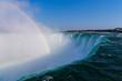 Niagara Falls Landscape with Rainbow
