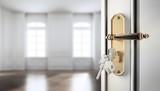 Altbau mit offener Tür 1 - 179456011