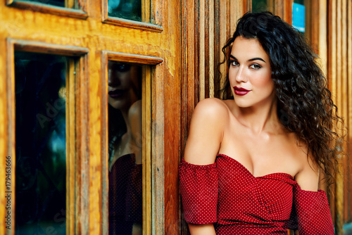 gorgeous italian girl