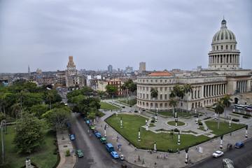 View of Havana, Cuba