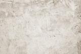 Blank white grunge cement wall texture background, banner, interior design background - 179480632