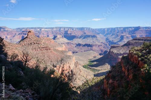 Papiers peints Saumon Grand Canyon
