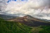 Recently awakened volcano Gunung-Batur - 179517264