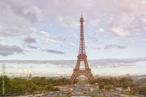 Poster Parijs Paris eiffel tower