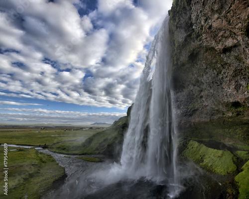 Island Seljalandsfoss - 179546689