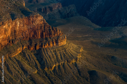 Fotobehang Arizona Sunrise in Grand Canyon National park