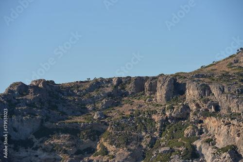 Papiers peints Cappuccino Südküste Rhodos zwischen Lindos und Kalithea
