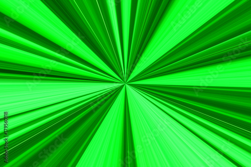 Green Explosion _ Starburst  - 179560818