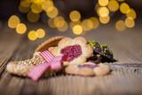 Weihnachtsplätzchen - 179570635