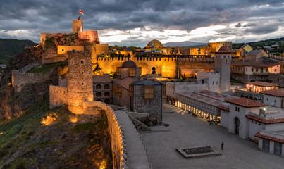 Rabati castle in Georgia