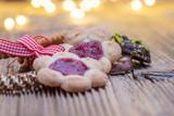 Weihnachtskekse - 179571611