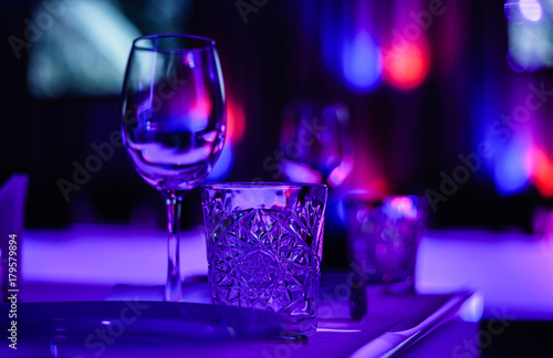 table set for meal - 179579894