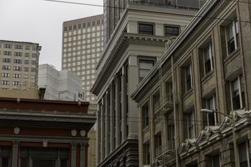 Early Morning lights - San Francisco