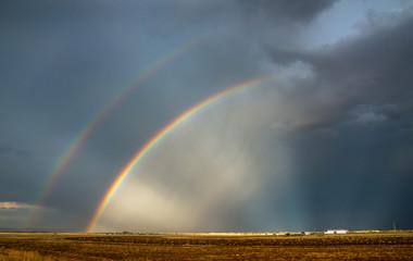 Duplo arco íris
