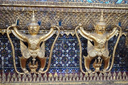Foto op Plexiglas Bangkok Kings Palace Bangkok Thailand
