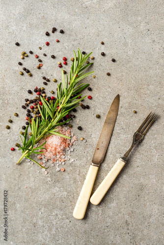 Fridge magnet Food background