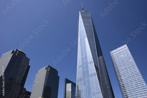 One World Trade Center in New York Poster