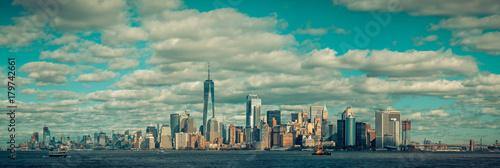 Fotobehang Olijf New York