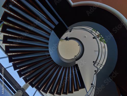 Spiral Modern Stairs