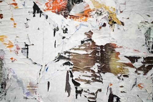 Keuken foto achterwand Graffiti paper pattern / texture