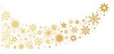 Weihnachtlicher Hintergrund mit Sternen. Vektor Illustration