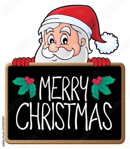 Papiers peints Enfants Merry Christmas subject image 3