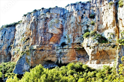 Natural Park of Foz de Lumbier, Navarra, Spain,