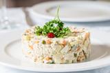 Russian salad - 179831412