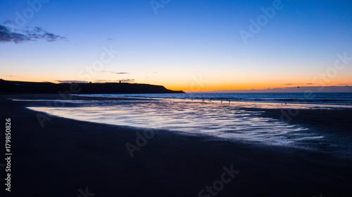 Aluminium Strand The Seafront, Exmouth, Devon, UK