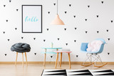 Scandinavian style kid's room - 179855621