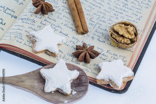Zdjęcia na płótnie, fototapety, obrazy : baking for christmas
