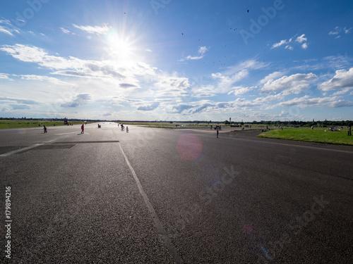 Foto op Plexiglas Berlijn Flughafen Berlin Tempelhof