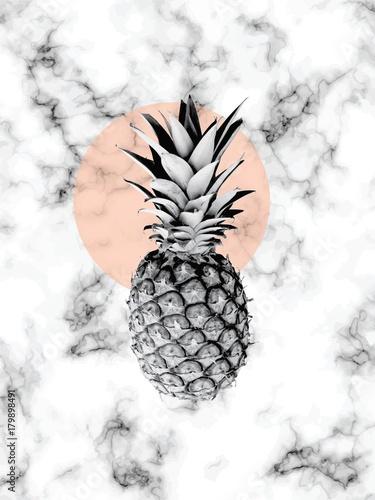 wektor-tekstury-marmurowy-projekt-z-ananasem-czarny-i-bialy-marmoryzacja-powierzchnia-nowozytny-luksusowy-tlo-wektorowa-ilustracja