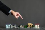 住宅販売 ビジネスマン - 179937637