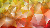 Abstract low polygonal background of triangles - 179960810