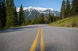 Bow Valley Parkway scenery