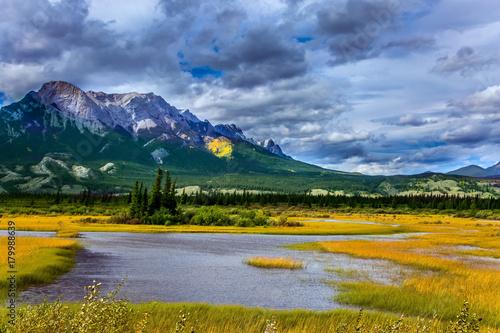 Zobacz obraz Trip to the Rocky Mountains.