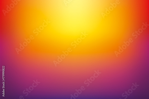 Foto op Canvas Violet Abstract background. Purple, orange and yellow mesh gradient, pattern for you project or presentations, vector design wallpaper