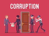 Officials arrested in corruption case - 179991073
